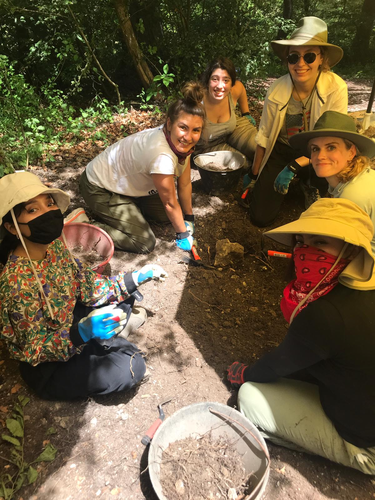 Održana je arheološka i bioarheološka škola u Loboru